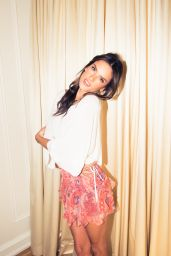 Alessandra Ambrosio Photoshoot for The Coveteur (2014)
