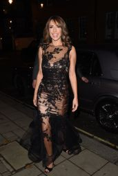 Alex Jones at the Katie Piper Foundation Ball in London - November 2014