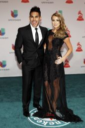 Alexa Vega - 2014 Latin GRAMMY Awards in Las Vegas