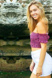 Alexis Ren - Tiger Mist Photohoot 2014