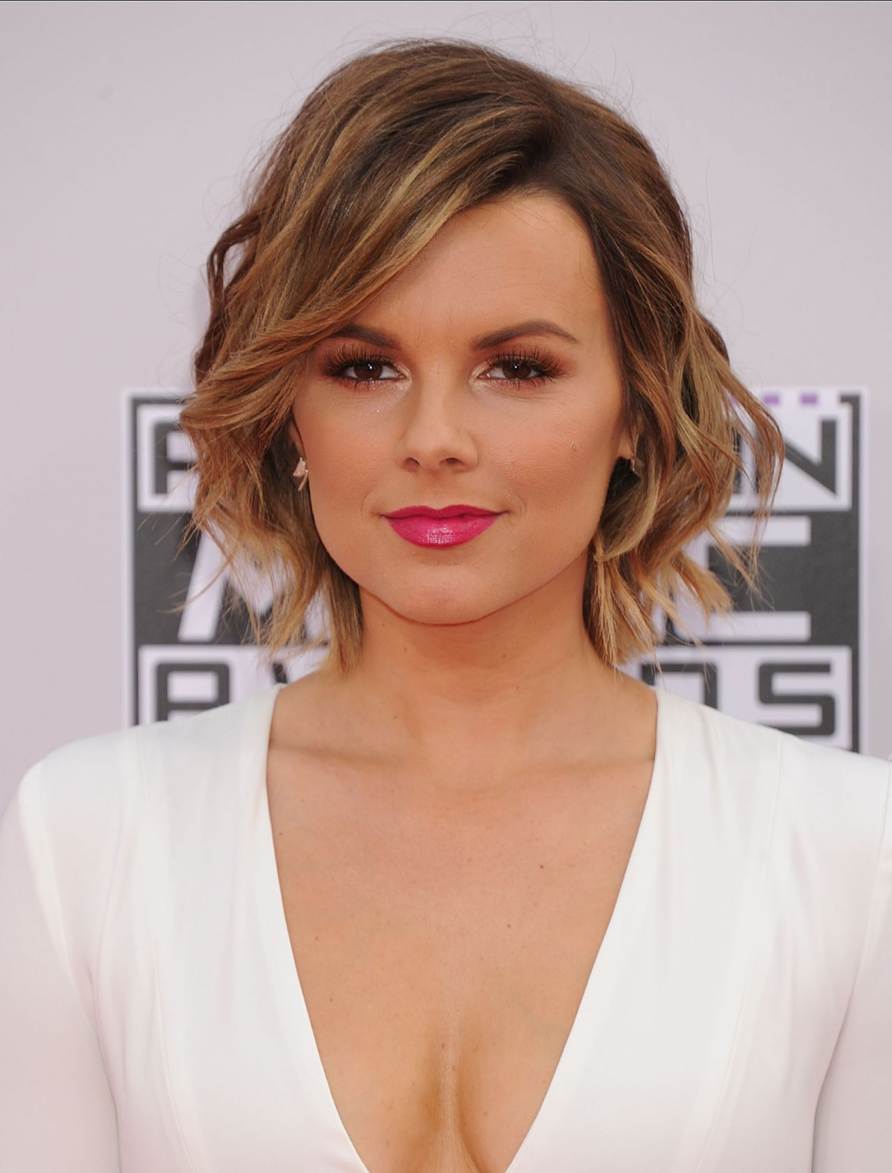 Ali Fedotowsky 2014 American Music Awards In Los Angeles