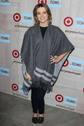 Ali Fedotowsky - TOMS for Target Launch Event in Culver City