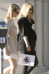 Ali Larter and Amy Smart Casual Style - Shopping in Beverly Hills - November 2014