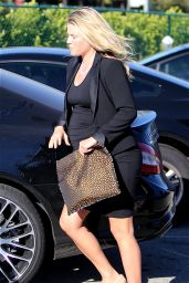 Ali Larter - Out in Los Angeles, November 2014