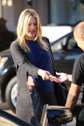 Ali Larter Style - Leaving Barneys New York in Beverly Hills - November 2014