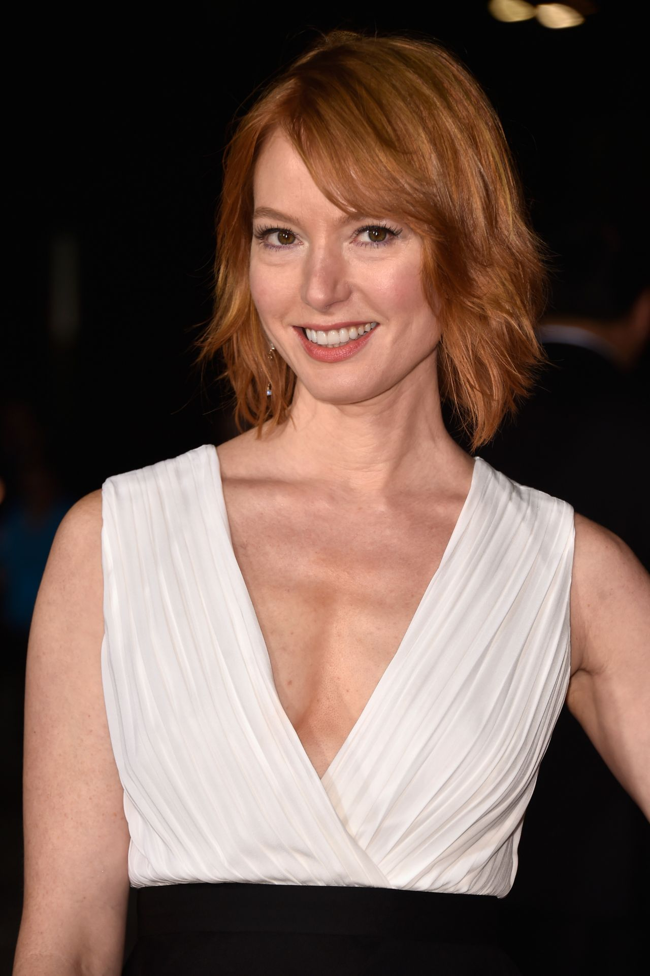 Alicia Witt - 'Dumb And Dumber To' Premiere in Westwood