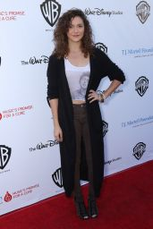 Alyson Stoner – T.J. Martell Foundation Family Day in Studio City – November 2014