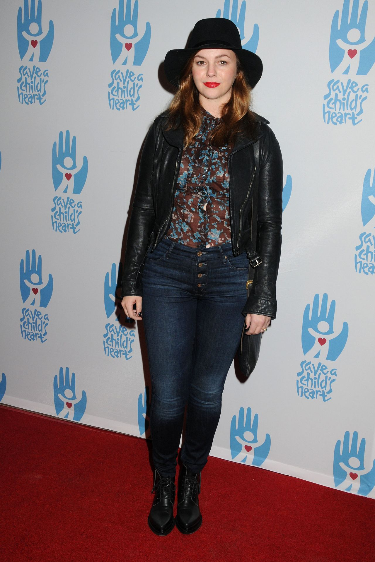 Amber Tamblyn - Save A Child