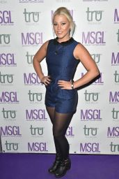 Amelia Lily - The MediaSkin Gifting Lounge in London -  November 2014