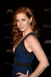 Amy Adams – 2014 LACMA Art + Film Gala in Los Angeles