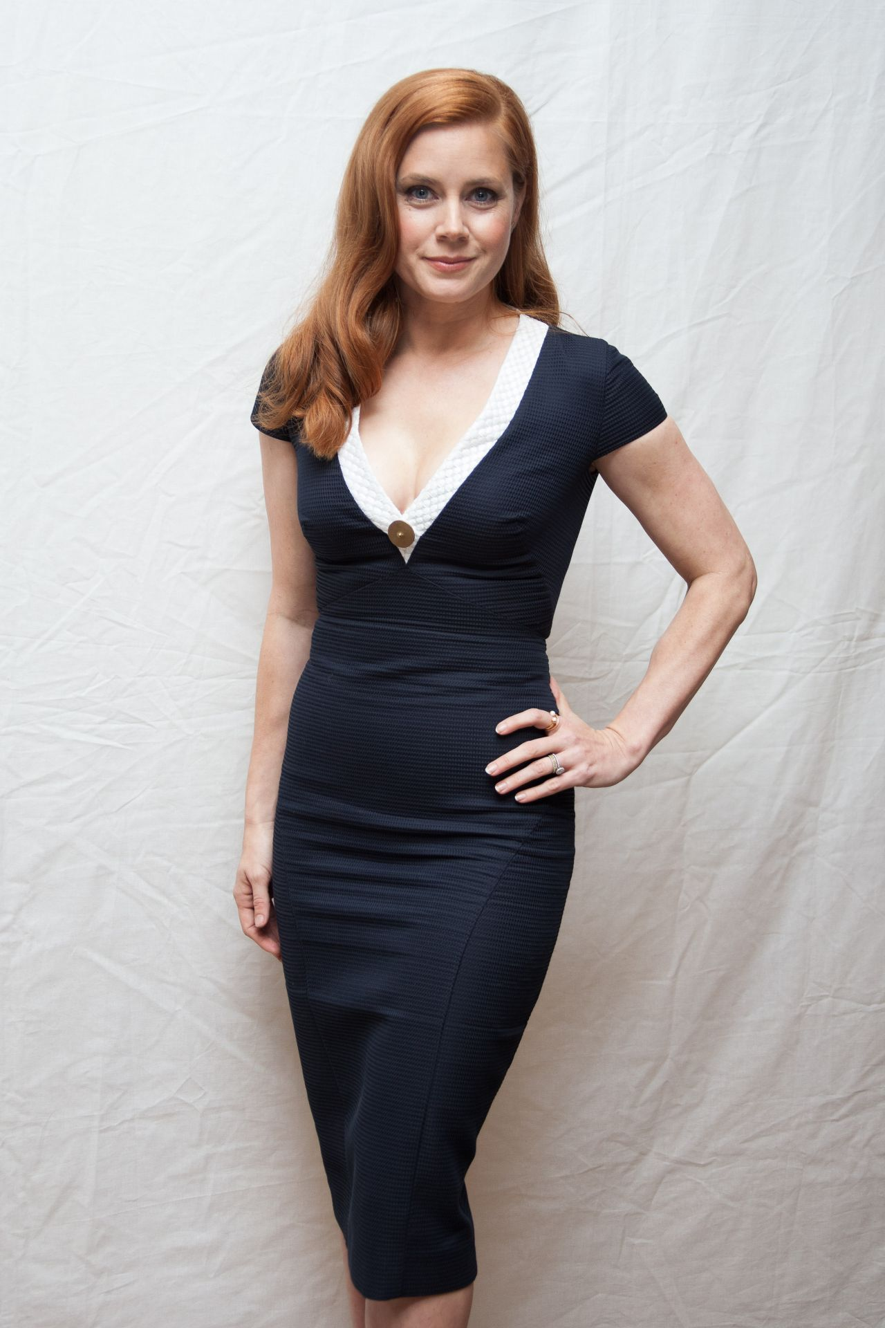 Amy Adams - 'Big Eyes' Press Conference in Los Angeles