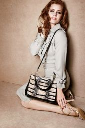 Amy Adams - Photoshoot for Max Mara Spring 2015 Accessories