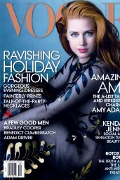 Amy Adams - Vogue Magazine Cover (USA) December 2014