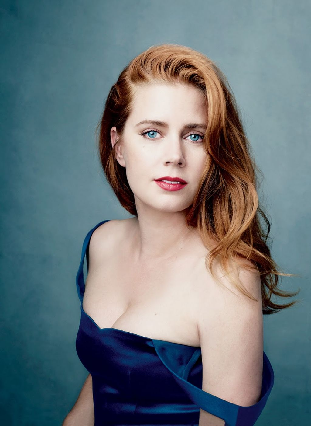 Amy Adams – Vogue Magazine (USA) December 2014
