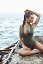 Amy Jackson Bikini Photoshoot (2013)