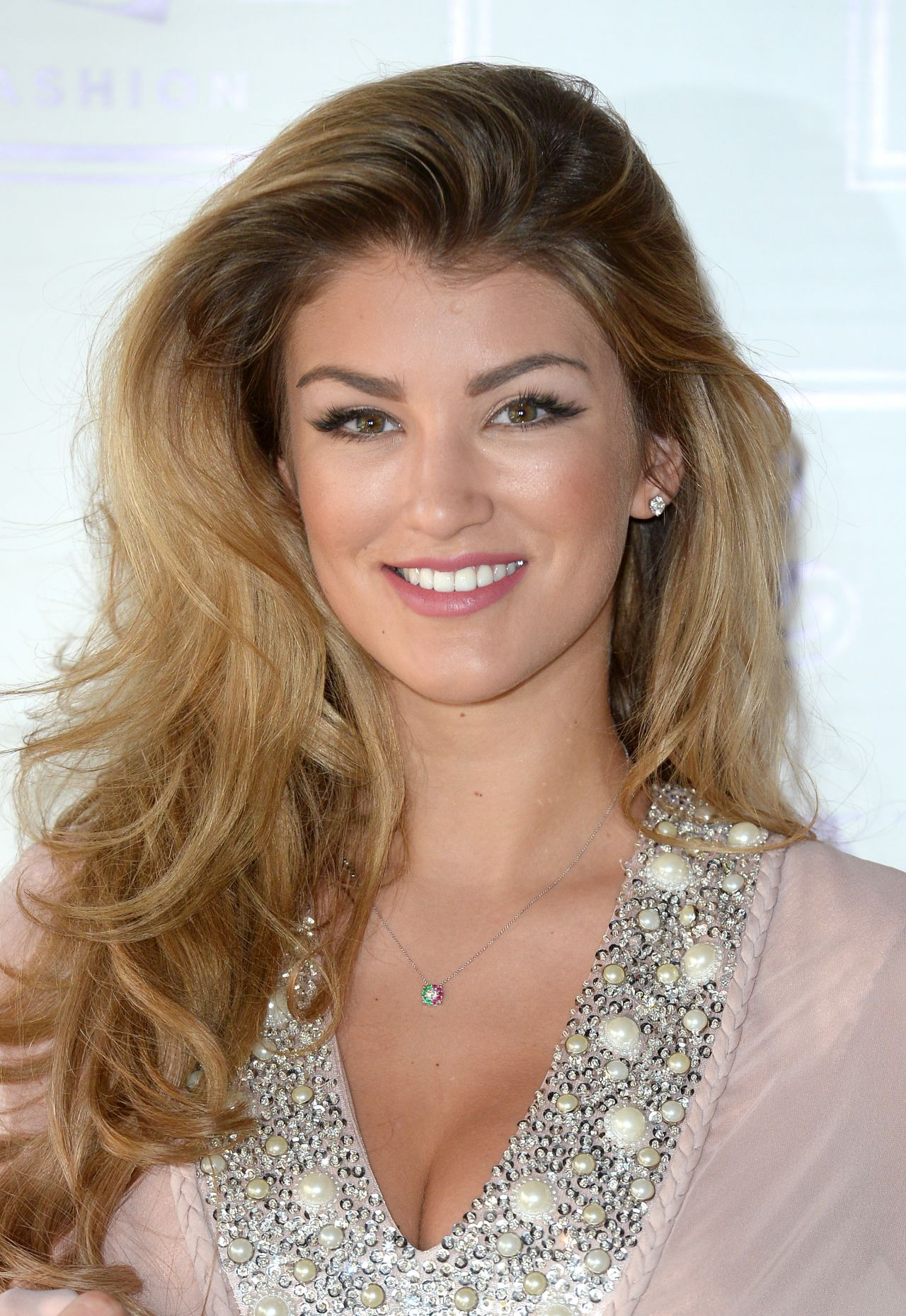 Amy Willerton Reveals Her Autumn Winter 2014 Collection For Key Fashions