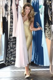 Amy Willerton - Reveals her Autumn/Winter 2014 Collection for KEY Fashions