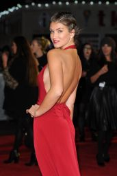 Amy Willerton – 'The Hunger Games: Mockingjay Part 1′ Premiere in London