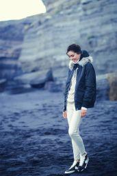 Andreea Diaconu - J.Crew Catalog - October 2014