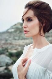 Angelina Jolie - DuJour Magazine Winter 2014