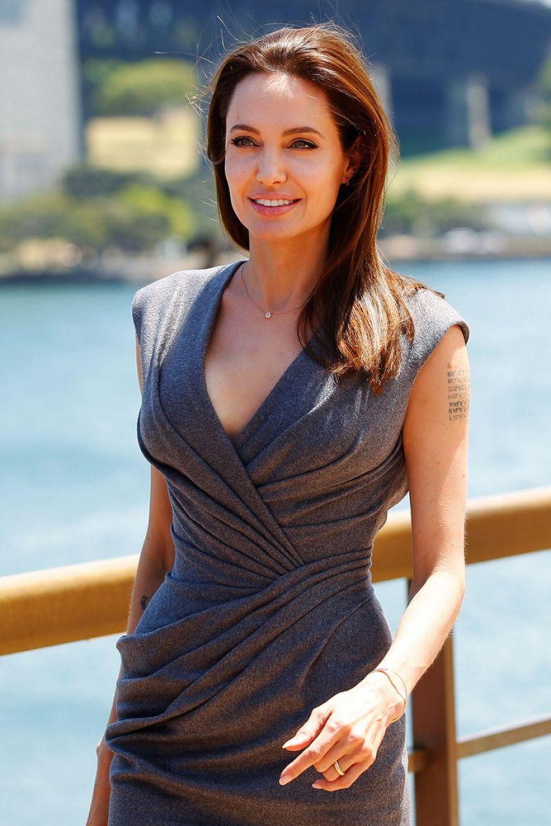 Angelina Jolie - Photo Call of