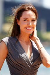 Angelina Jolie - Photo Call of