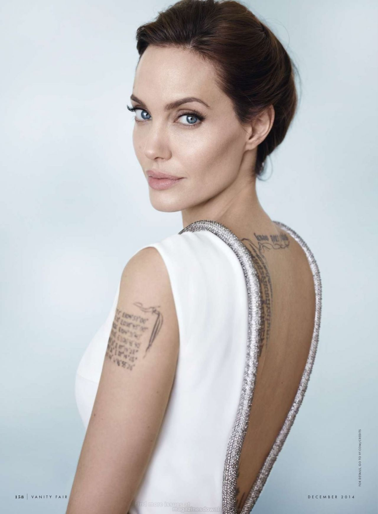 angelina jolie vanity fair magazine april 2015 issue angelina jolie ...