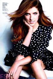 Anna Kendrick - Marie Claire Magazine December 2014 Issue