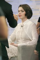 Anne Hathaway Appeared on