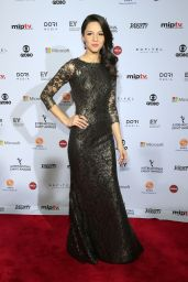 Annet Mahendru – 2014 International Academy Of Television Arts & Sciences Awards in NYC