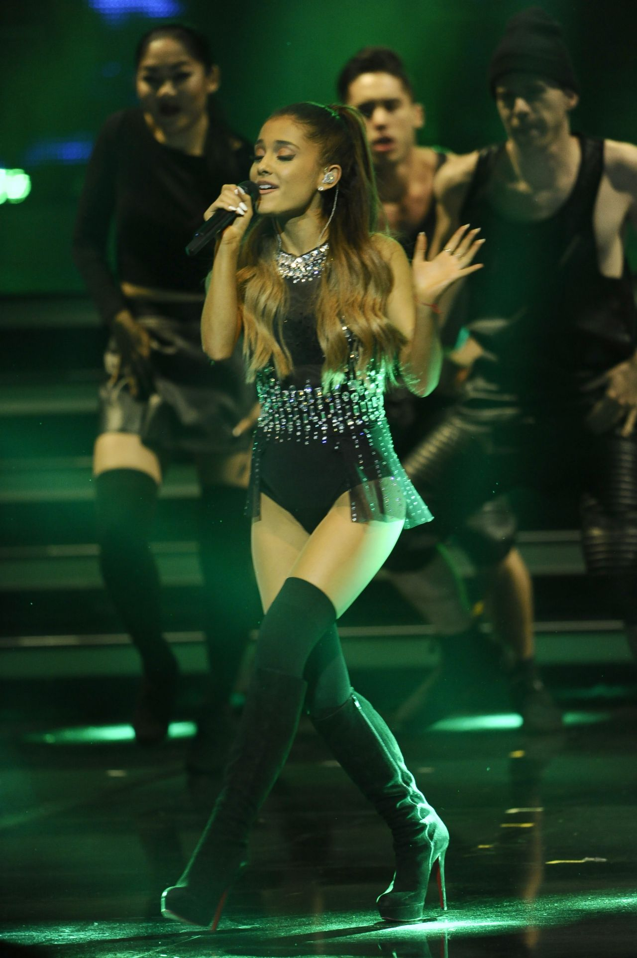 Ariana Grande - Bambi Awards 2014 in Berlin