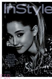 Ariana Grande - InStyle Magazine December 2014 Issue