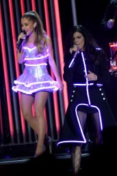 Ariana Grande Performs at 2014 CMA Awards in Nashville