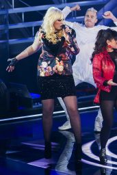 Ariana Grande Performs on The Voice of Holland in Hilversum - November 2014