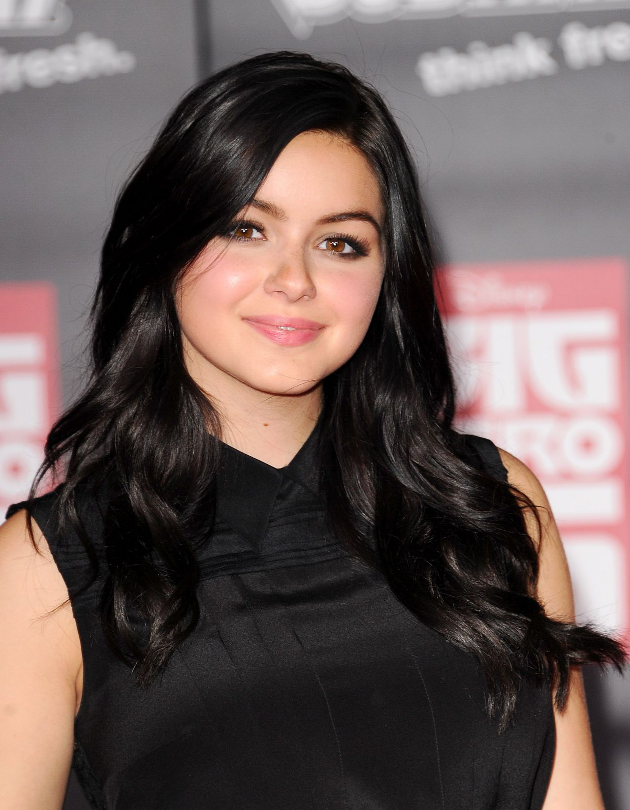 Ariel Winter – 'Big Hero 6′ Movie Premiere in Hollywood
