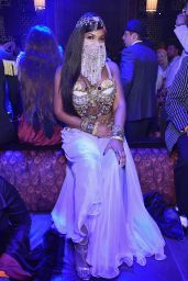 Ashanti – Heidi Klum's Halloween Party 2014 in New York City