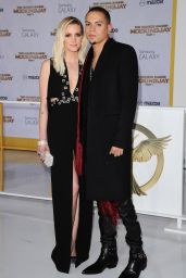 Ashlee Simpson – 'The Hunger Games: Mockingjay Part 1′ Premiere in Los Angeles