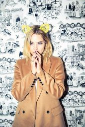 Ashley Benson Photoshoot - Coveteur November 2014