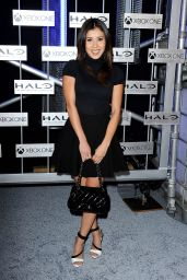 Ashley Campuzano – HaloFest 'Halo: The Master Chief Collection' Launch Event in Hollywood