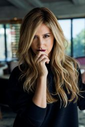 Ashley Tisdale - Photoshoot for The Hollywood Reporter November 2014