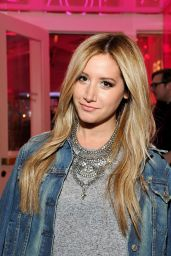 Ashley Tisdale – REVOLVE Pop-Up Launch Party in Los Angeles