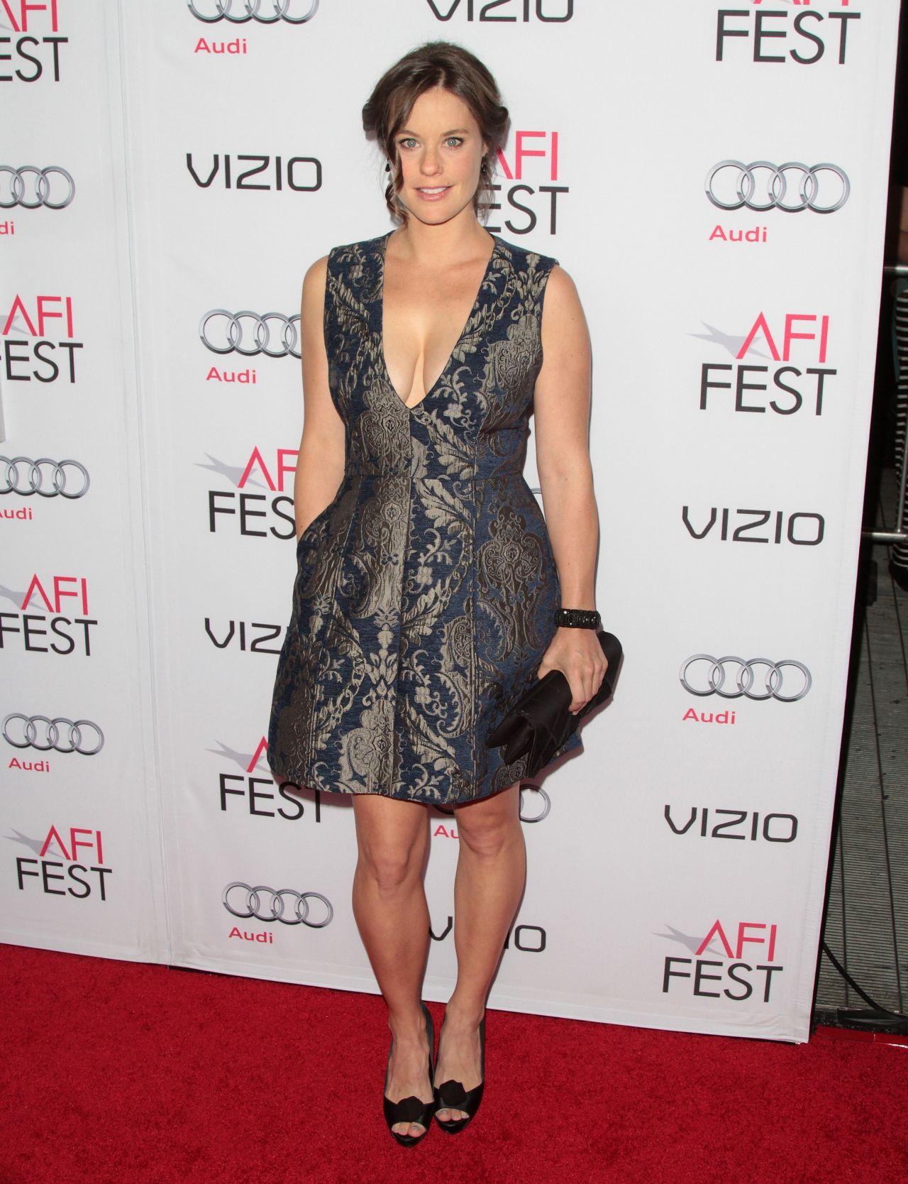 Ashley Williams A Most Violent Year Screening In Los