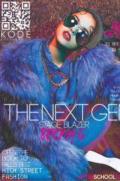 Becky G - KODE Magazine Issue 3 (2014)