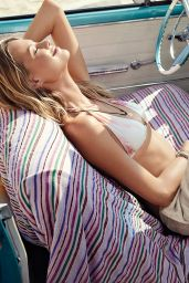 Behati Prinsloo Bikini Photos - Victoria