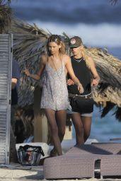 Behati Prinsloo in a Bikini - Victoria