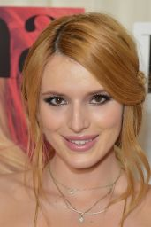 Bella Thorne in Mini Dress at the Latina Magazine 30 Under 30 Party in Hollywood