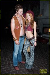 Bella Thorne - Just Jared Halloween 2014 Party