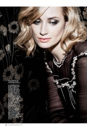 Beth Behrs - Vegas Magazine December 2014 Issue