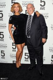 Beyonce – Topshop Topman New York City Flagship Opening Dinner