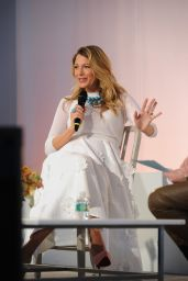 Blake Lively at Martha Stewart American Made Summit in New York City